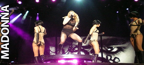 Madonna LMFAO