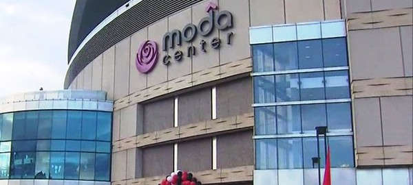 Moda Center events