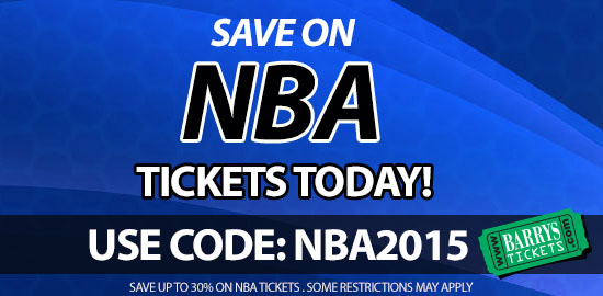 NBA Tickets Promo Code