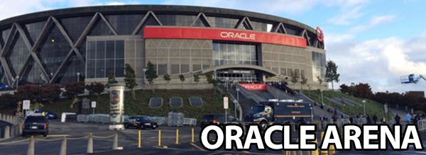 Oracle Arena Events