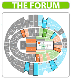The Forum Seat Viewer