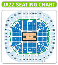 Jazz Seating Chart