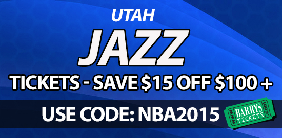 Jazz Tickets Promo Code