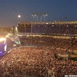 Dodger Stadium Concert Seating Chart
