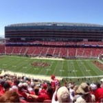 Levis Stadium Sec 501 club level seats