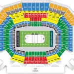 NHL Stadium Series Seating Chart Levis Stadium