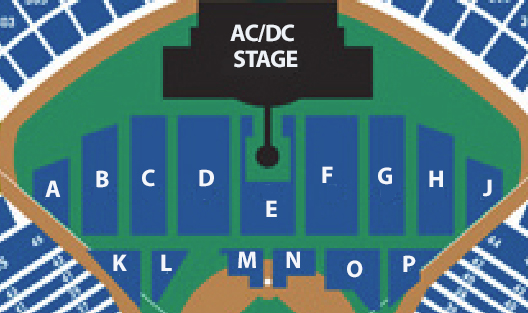 Acdc Dodger Stadium Seating Chart