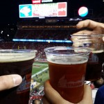 Beer at Levis Stadium