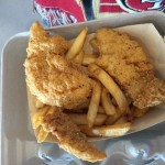 Chicken Fingers Levis Stadium