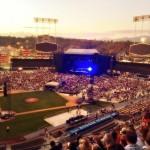 AC/DC Concert Dodger Stadium