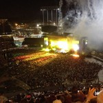 AC/DC Dodger Stadium Concert Seating Chart