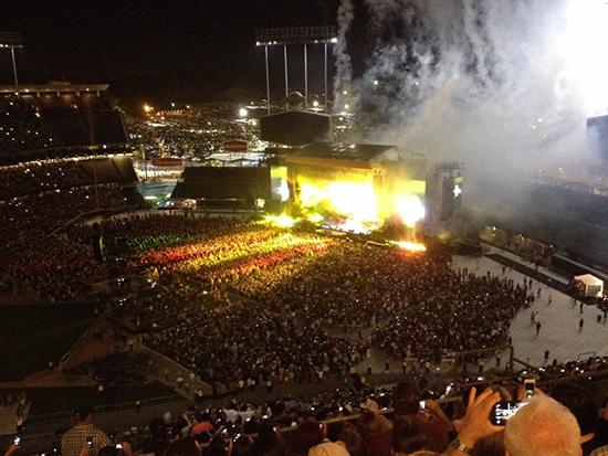 Los Angeles Dodger Stadium Concert - Barrystickets.com