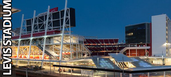 Levi's Stadium Guide  Seating Chart & Reviews