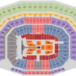 WWE Wrestlemania Seating Chart Levis Stadium