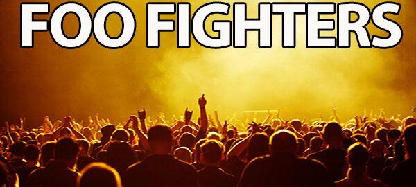 Foo Fighters Washington DC show is WOW!