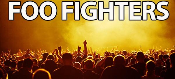 Foo Fighters Washington DC Show July