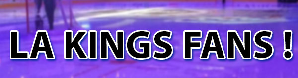 Los Angeles Kings Fans Contest