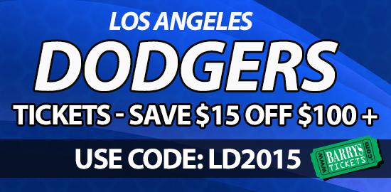 Dodgers Promo Code
