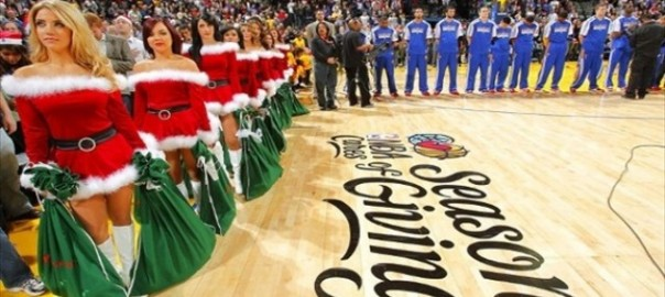 NBA Christmas Day Schedule