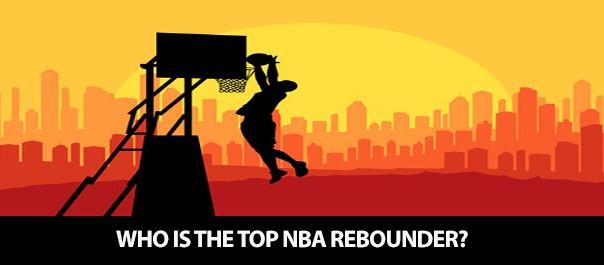 top nba rebounder