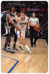 Blake Griffin LA Clippers Game