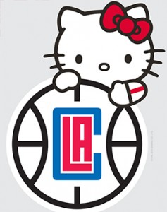 Hello Kitty Night December Clippers Games