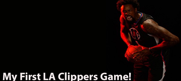 First Los Angeles Clippers Game