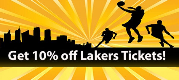 laker tickets discount code
