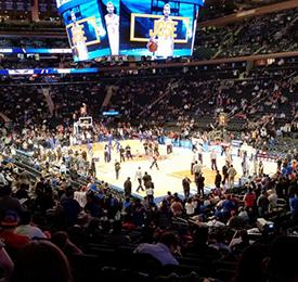 NBA Match Ups December