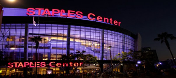 top 10 Staples Center Artists all time