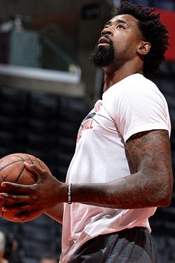 LA Clippers DeAndre Jordan