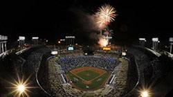 dodger stadium fireworks 2016