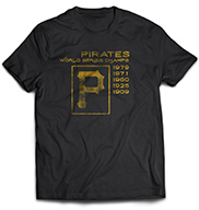 free pittsburgh pirates shirt may