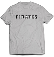 Pirates free shirt friday sept 9