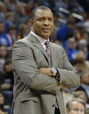 clippers coach alvin gentry