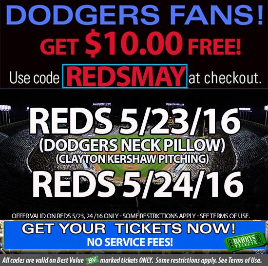 Dodgers Tickets Discount Code