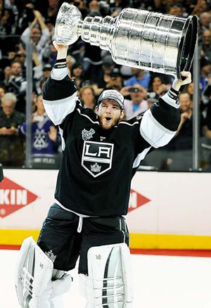 Los Angels Kings Stanley Cup
