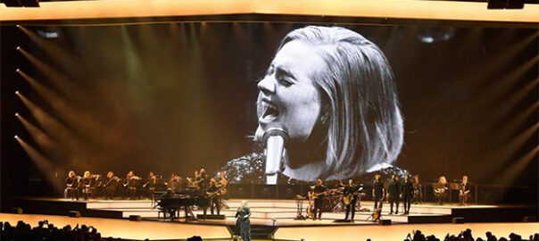 Adele Seating Chart Los Angeles Staples Center