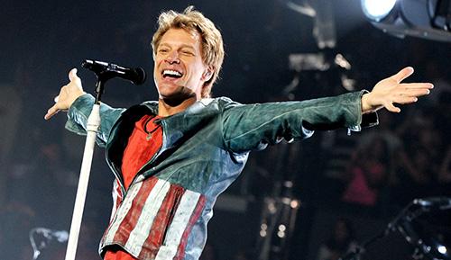 Bon Jovi 2017 Concert Tour