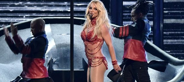 Britney Spears 2017 concert tour
