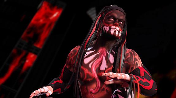 Finn Balor WWE Monday Night Raw Staples Center