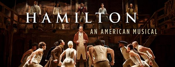 Hamilton The Musical Songs Los Angeles Pantages