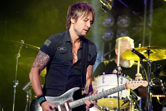 Check Out The Keith Urban Setlist Ripcord World Tour 2016
