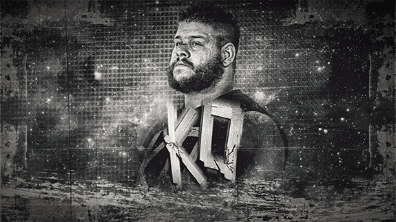 Kevin Owens WWE Monday Night Raw Staples Center