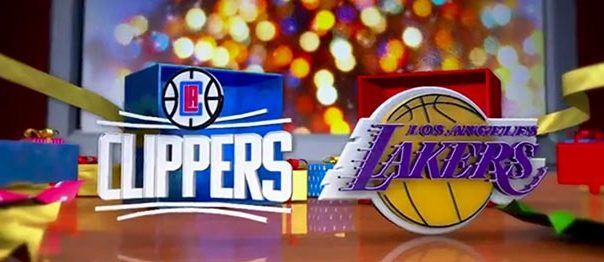 Lakers - Clippers game Tickets Christmas Day