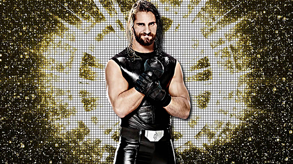 Seth Rollins WWE Monday Night Raw Staples Center