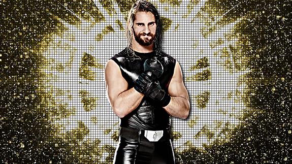 Seth Rollins WWE Monday Night Raw Staples Center