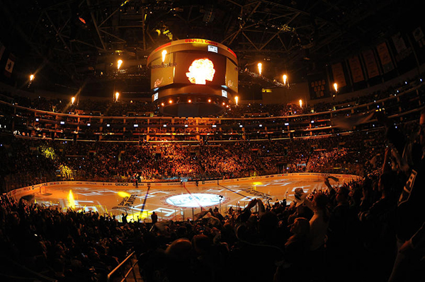 Los Angeles Kings Staples Center Events 2017