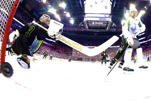 NHL All Star Game Staples Center 2017