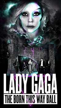 lady gaga born this way ball tour concert